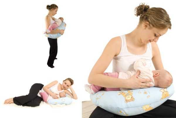 Подушка для кормления имеет много преимуществ