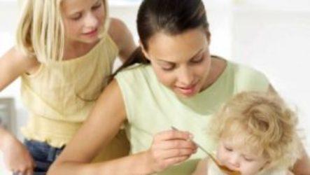 Правильный прикорм для грудничка 8 месяцев