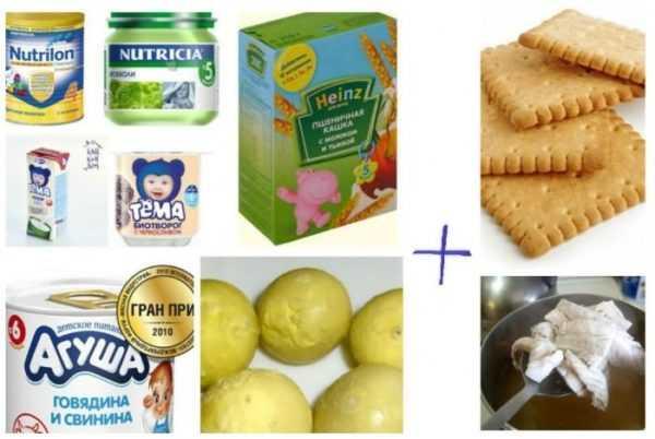 Девятимесячному ребенку можно давать печенье и сухарики