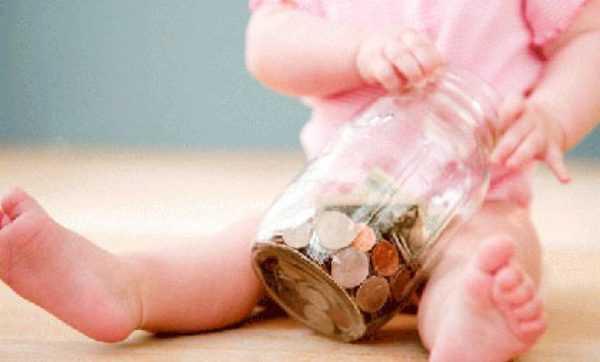 Проглоченная монета может причинить вред ребенку