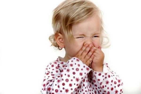 Проглоченная жвачка вызывает пищевую аллергию