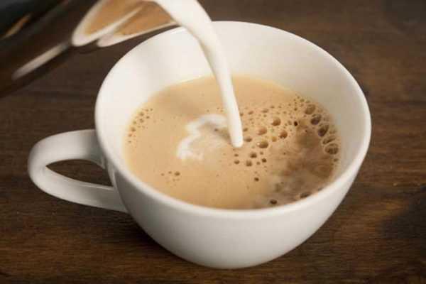 Сгущенка хороша с кофе, какао или чаем