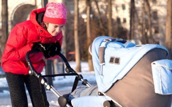 Прогулки обязательны для ребенка