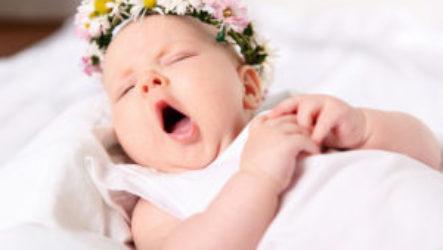 Сколько необходимо спать годовалому малышу