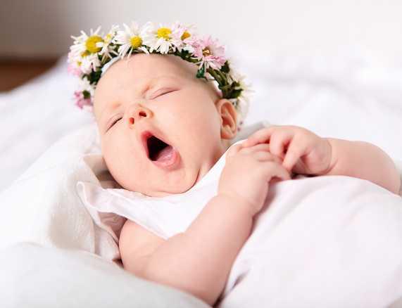 Дневной сон необходимо ребенку