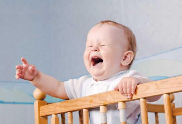 Истерика ребенка частно свидетельствует о желании спать