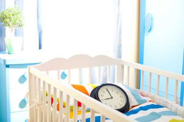Распорядок дня помогает ребенку заснуть днем