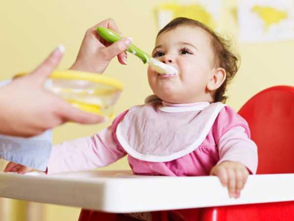 Тыкву можно давать 7-месячному ребенку