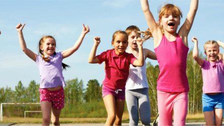 С какого возраста ребёнку можно в спортзал?